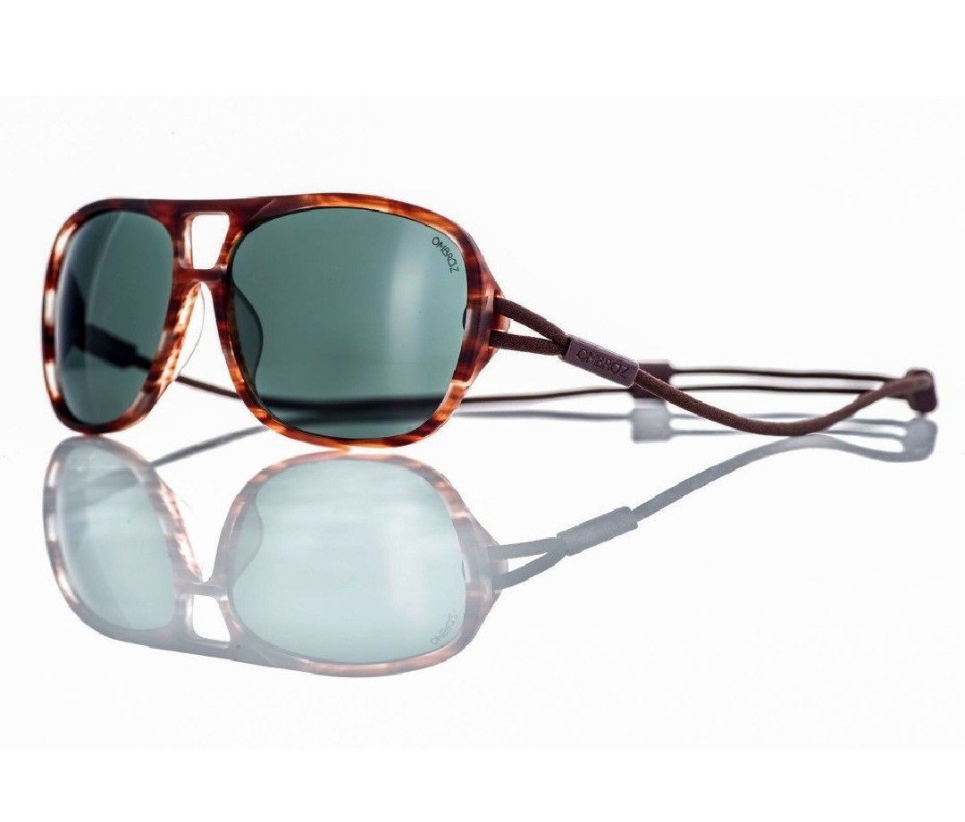 The Leggeros fit comfortably and securely, they have high-quality, polarized lenses, and despite the preconceptions attached to glasses without arms, they're actually pretty cool looking.