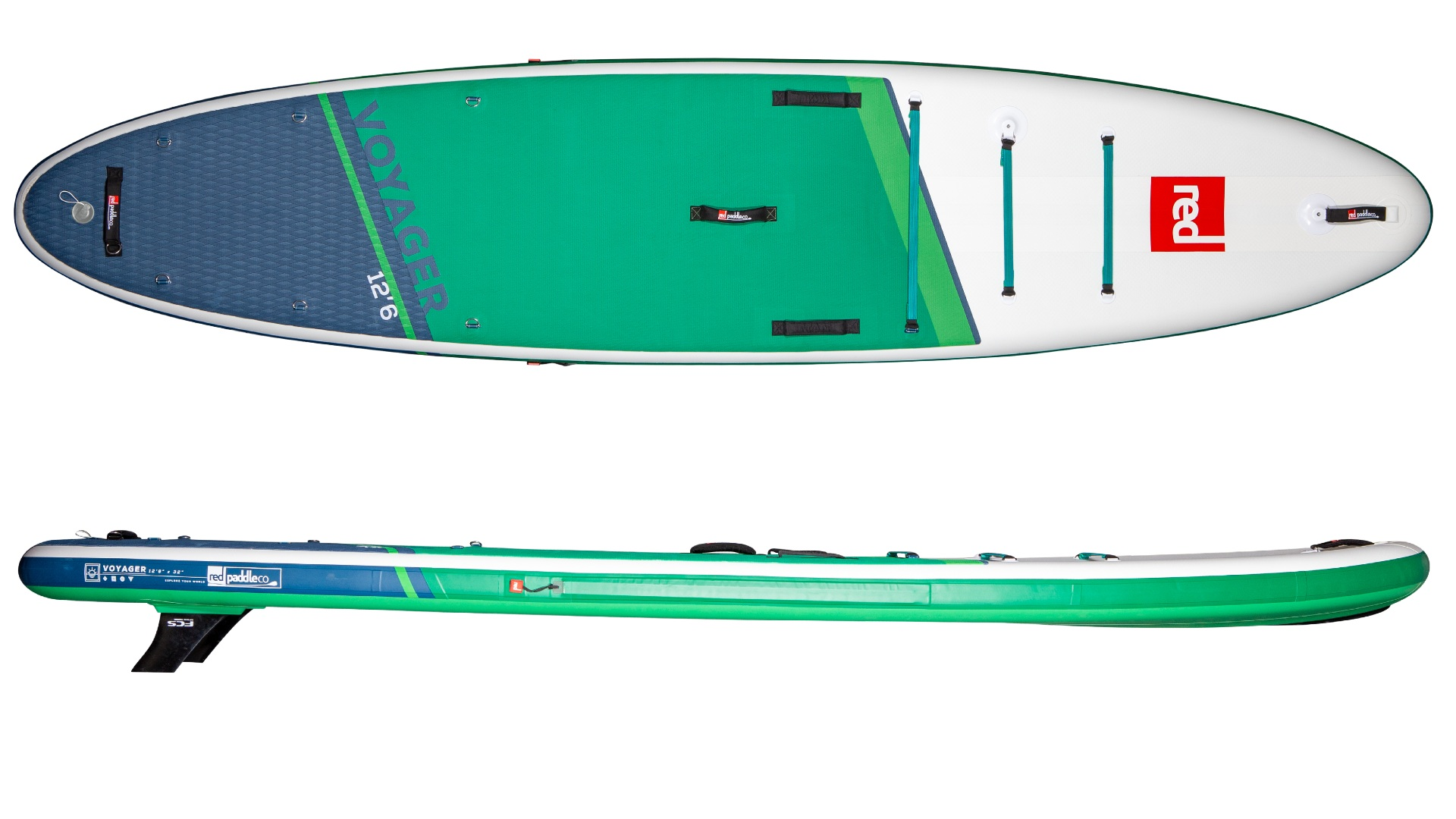 Red Paddleboard voyager