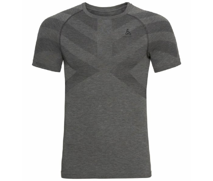 This natural-yet-technical fabric blend is enough to make the shirt-averse take to wearing the Odlo Kinship Light Crewneck T-Shirt around the house.