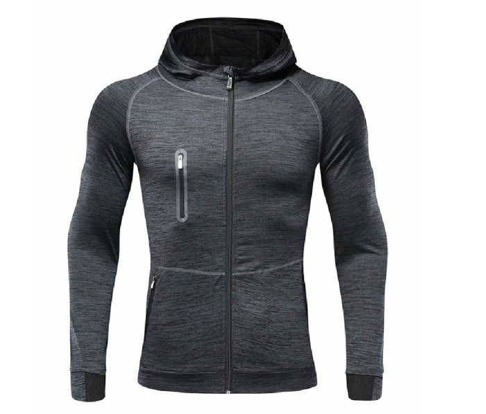 The Gorilla Training Group Dixon Hoodie offers three pockets and is made with a blend of lightweight and long-lasting moisture-wicking materials, to keep you comfortable during your next lifting warm-up or run.