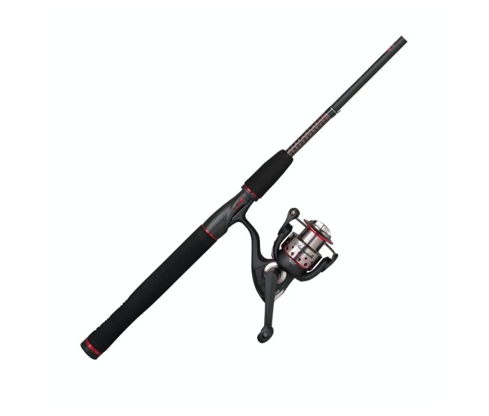 Ugly Stik GX2 Rod and Shakespeare Reel Combo