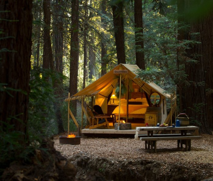 Located in the heart of Big Sur, the sea, mountains, and redwoods align at Ventana Big Sur, creating a stunning yet tranquil outdoor environment.