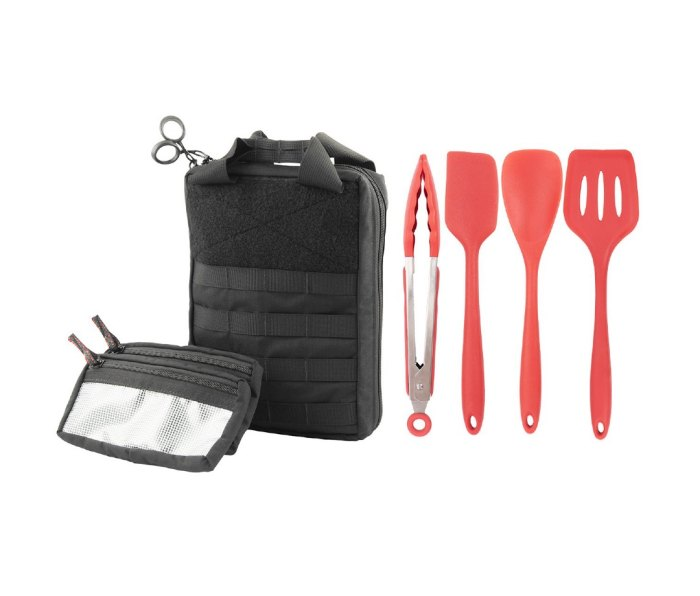 Pick up any of these outdoor kitchen essentials to make your next overlanding trip a gourmet affair.