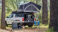 Camping cooking gear