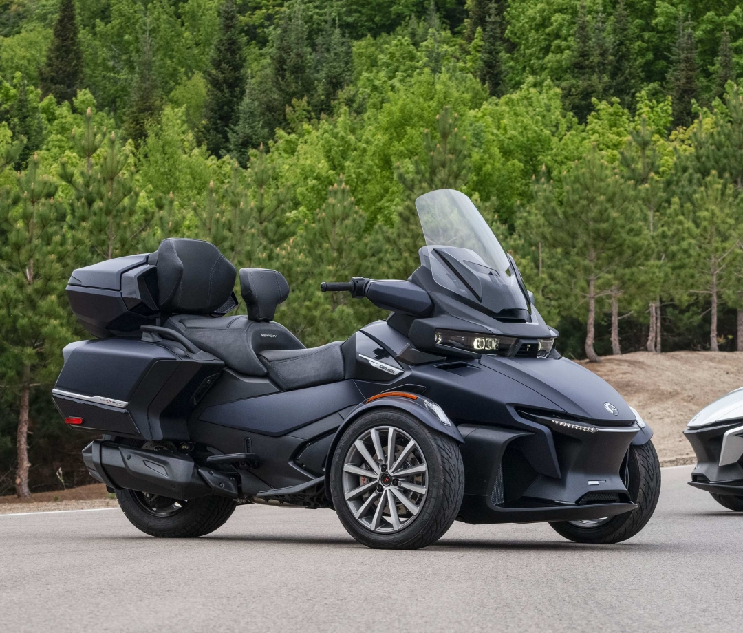 The 2022 Can-Am Spyder RT
