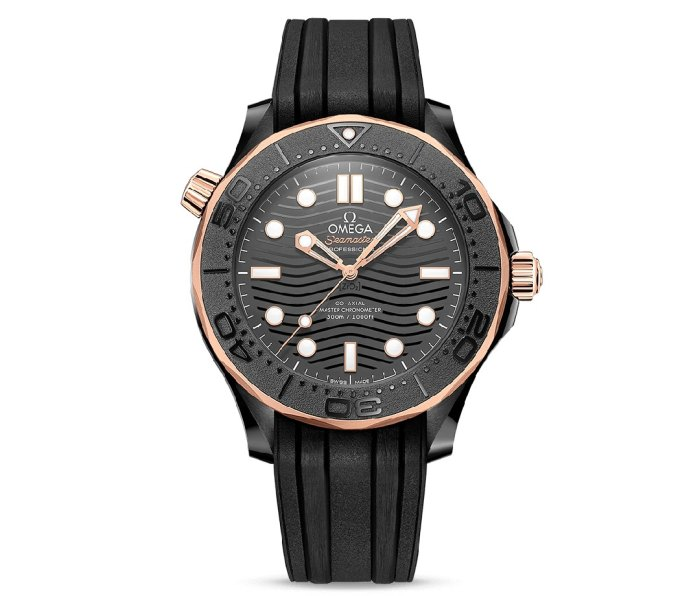 An Omega Seamaster Diver 300 Co-Axial 43.5mm watch.