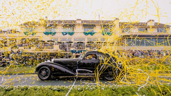 Our Favorite Cars From the 2021 Pebble Beach Concours d'Elegance