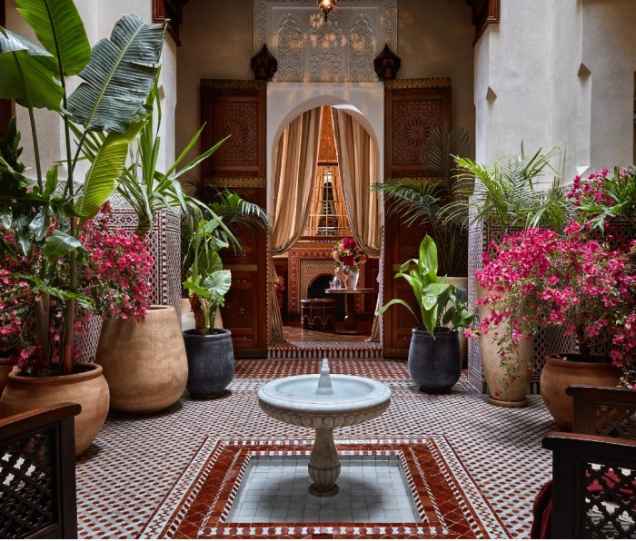 Visit one of these luxury hotels from around the world for fantastic, pampered experience.