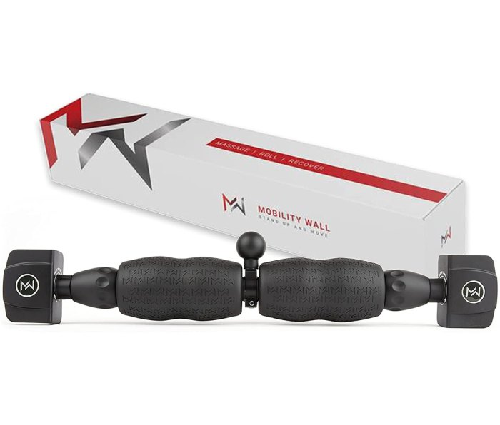 Mobility Wall Standing Foam Roller