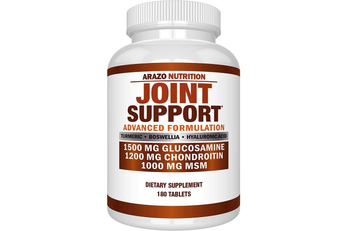 Glucosamine Joint Support Supplement