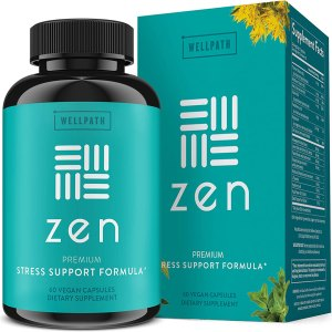 WellPath Zen Anxiety and Stress Relief Supplement