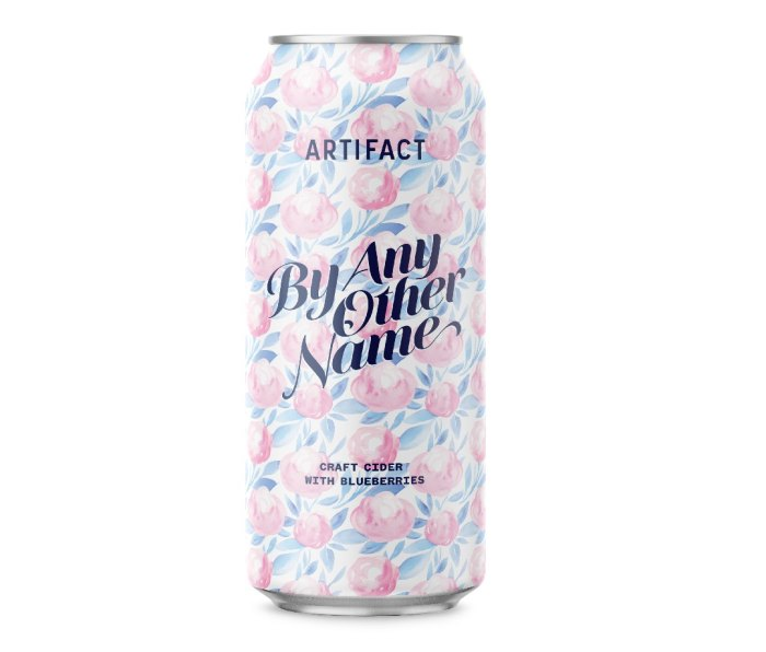 On tall can of Artifact By Any Other Name ider