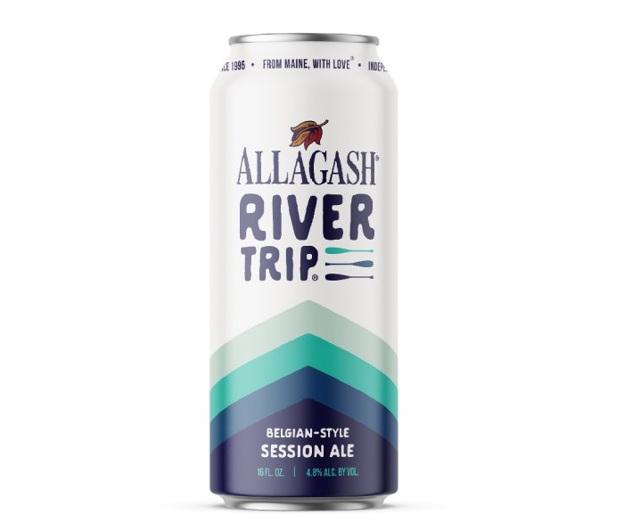 Can of Allagash River Trip beer