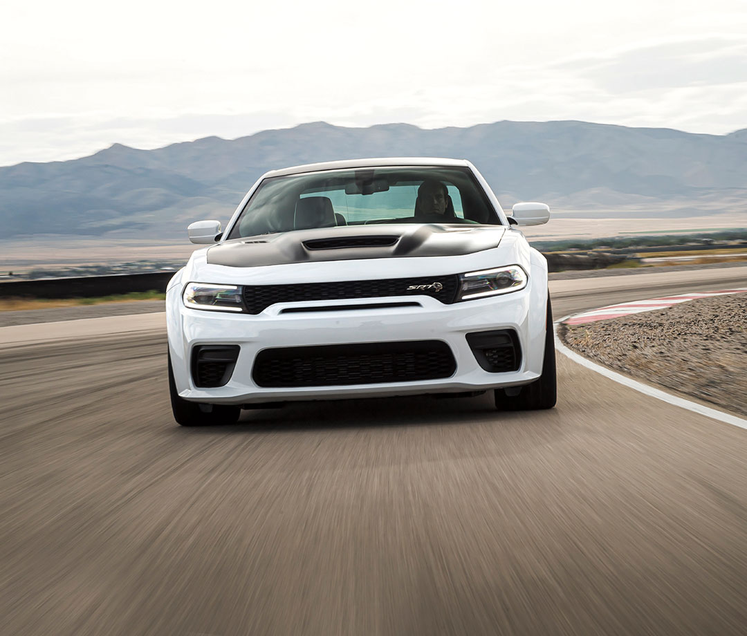 The 2021 Dodge Hellcat Can Drain Its Fuel Tank in 11 Minutes