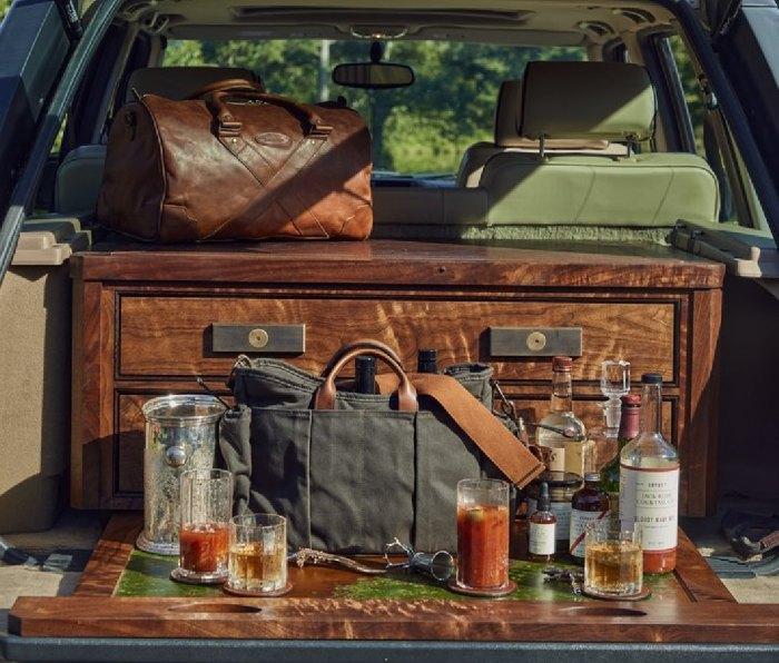 Jack Rudy Cocktail Co. x Tom Beckbe Tailgater Tote