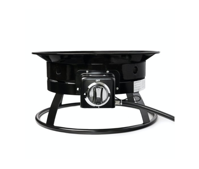 Kinger Home 19-Inch Portable Propane Fire Pit