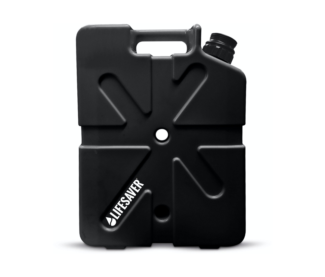 LifeSaver Jerrycan water filtration devices