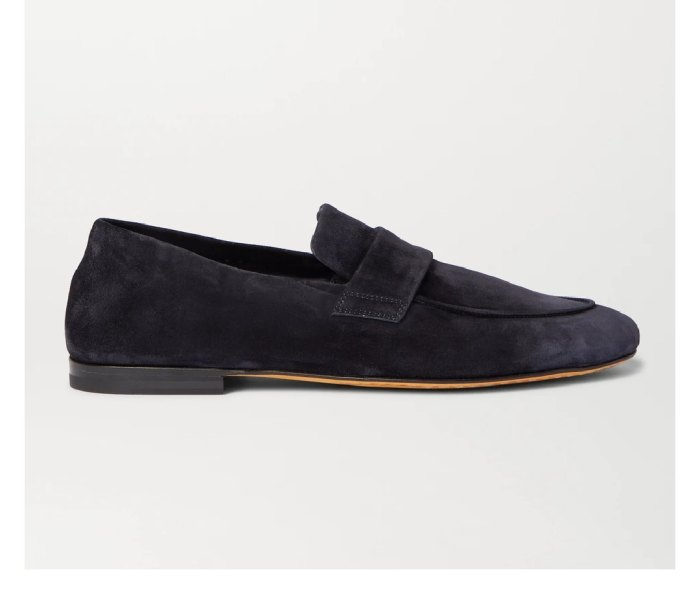 A Officine Creative Airto Suede Loafer