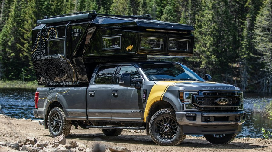 Loki Basecamp Falcon Series at Overland Expo West
