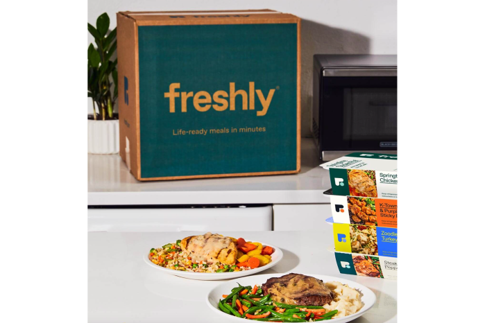 Tasty Meals From Freshly