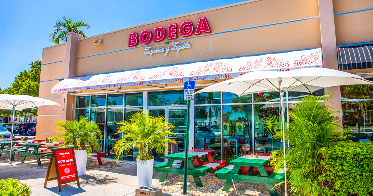 Enjoy Some Great Cuisine in South Florida at Bodega Taqueria y Tequila