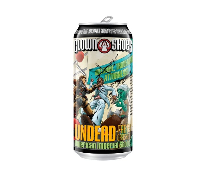 Clown Shoes Undead Party Crasher fall beers