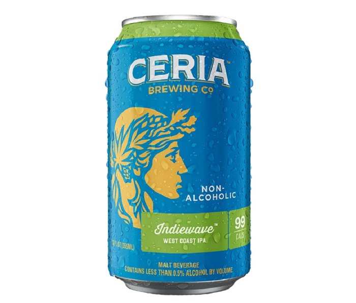 CERIA Brewing Co. Indiewave IPA