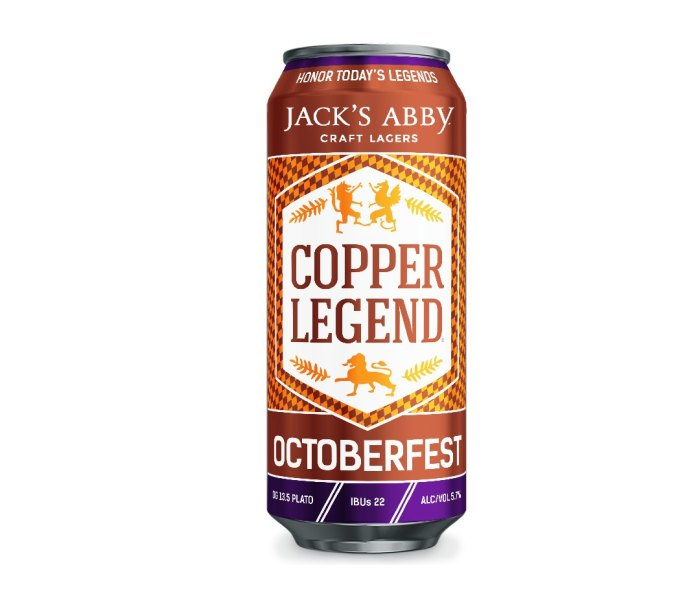 Can of Jack's Abby Copper Legend beer