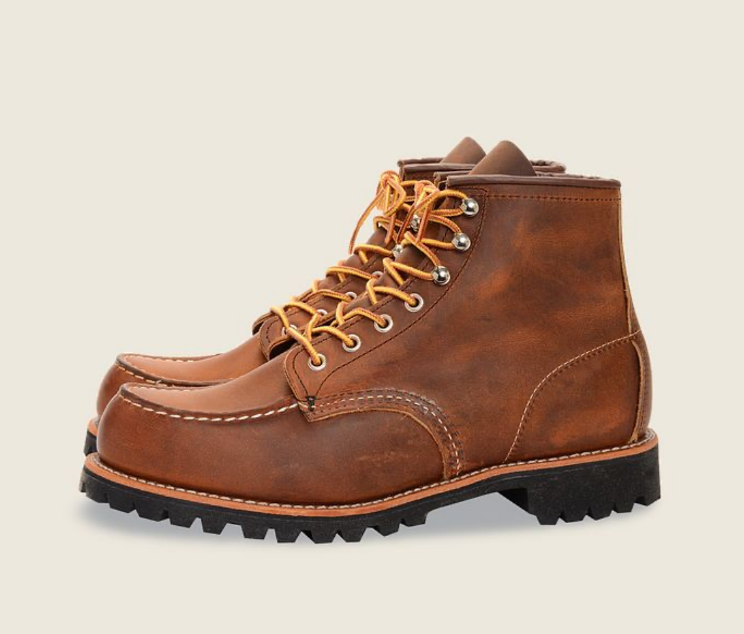Red Wing Roughneck boots