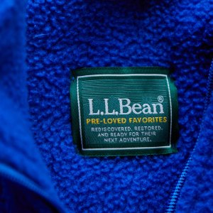 Shop L.L.Bean's new collection of refurbished vintage pieces for a nostalgic outdoors kick.