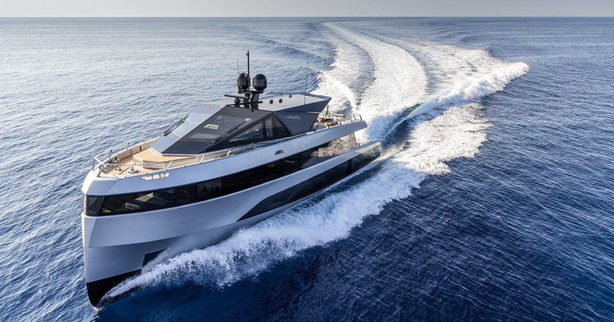 Wally WHY200 This Superyacht Blows Conventional Designs Out of the Water