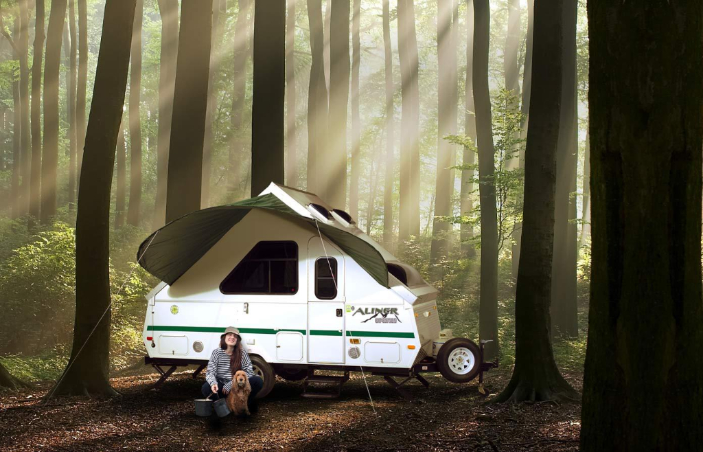 5 Lightweight Campers With All The Amenities You Need For