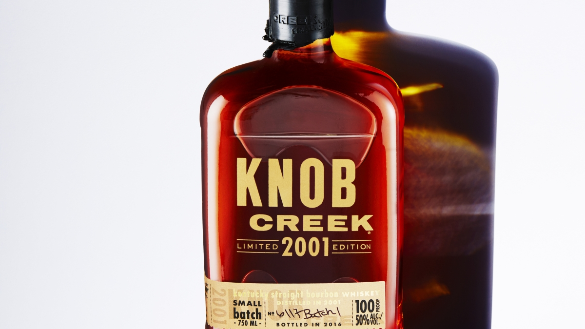 Knob Creek 2001: The Final Batches From the Bourbon's Founder