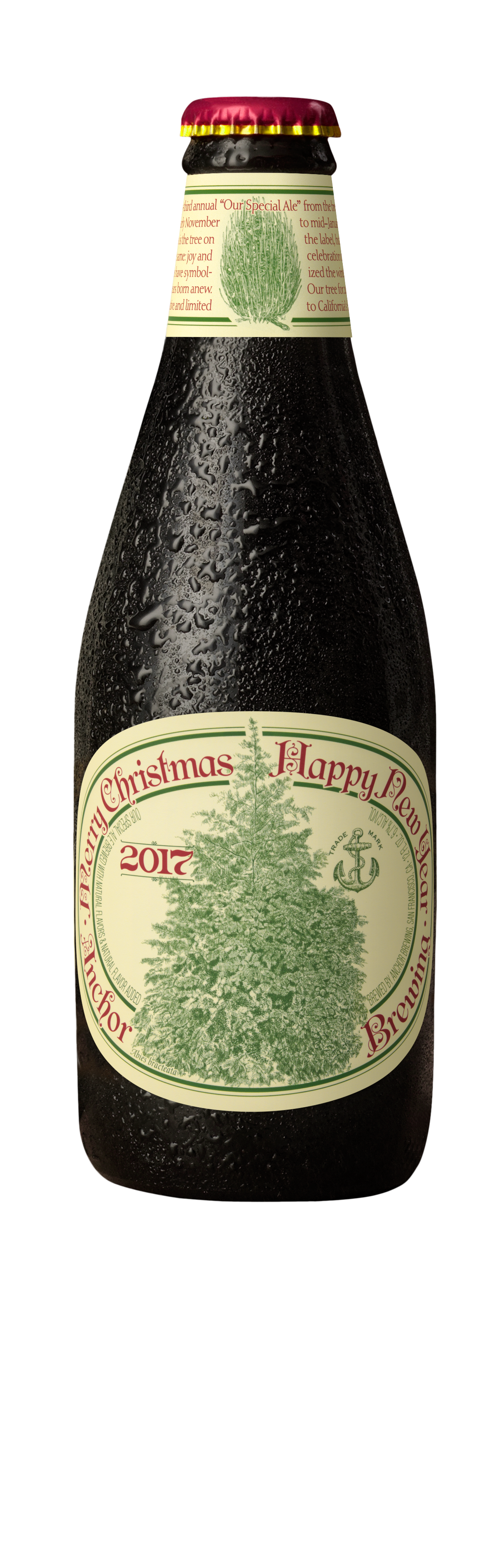 Anchor Christmas Ale 2019 Anchor Brewmaster Breaks Down This Year's Christmas Ale   Men's