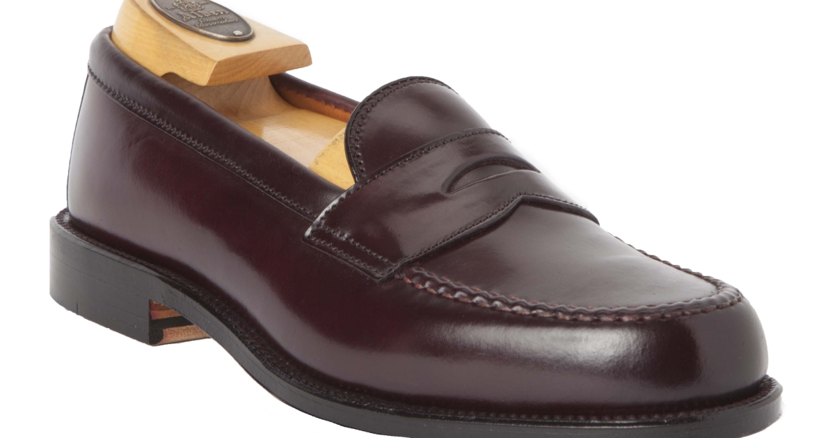 c613020b9b An Endorsement  The Classic Burgundy Penny Loafer - Men s Journal