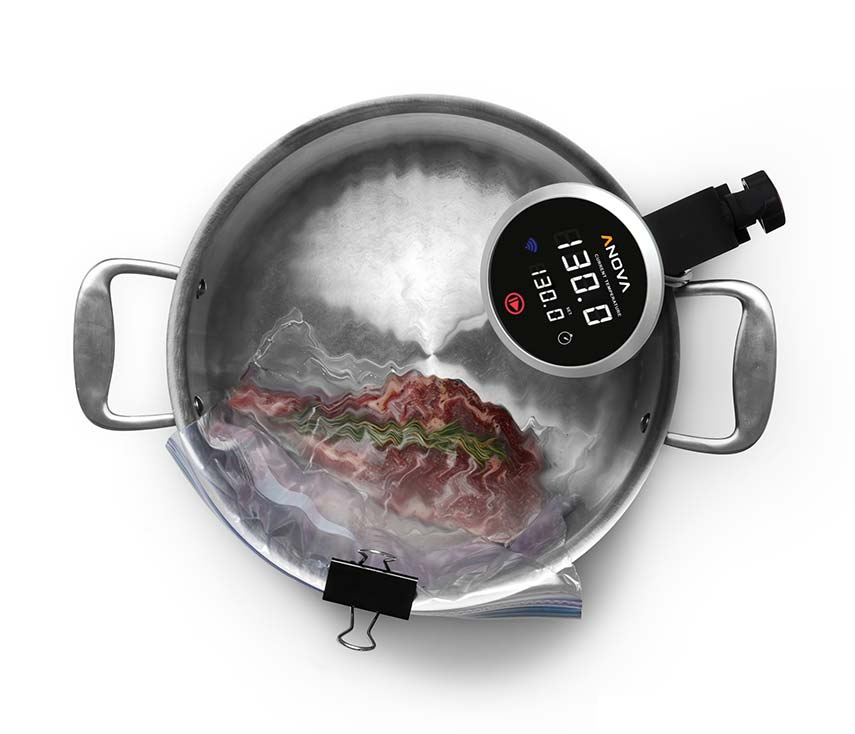 Get A Perfectly Cooked Steak Every Time With This Affordable Sous Vide Machine