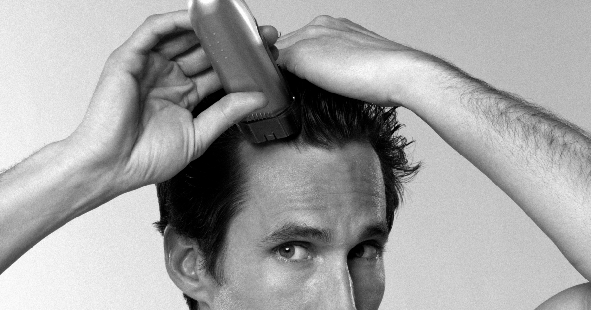 How To Shave Your Own Head Mens Journal