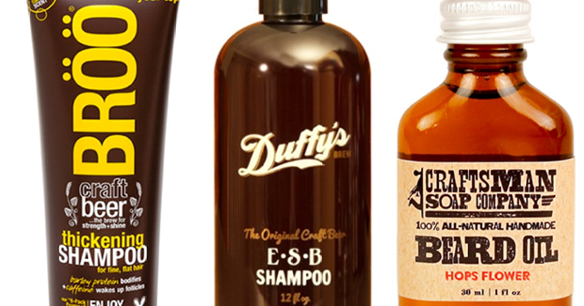 The Best Beer-Based Grooming Products - Men's Journal