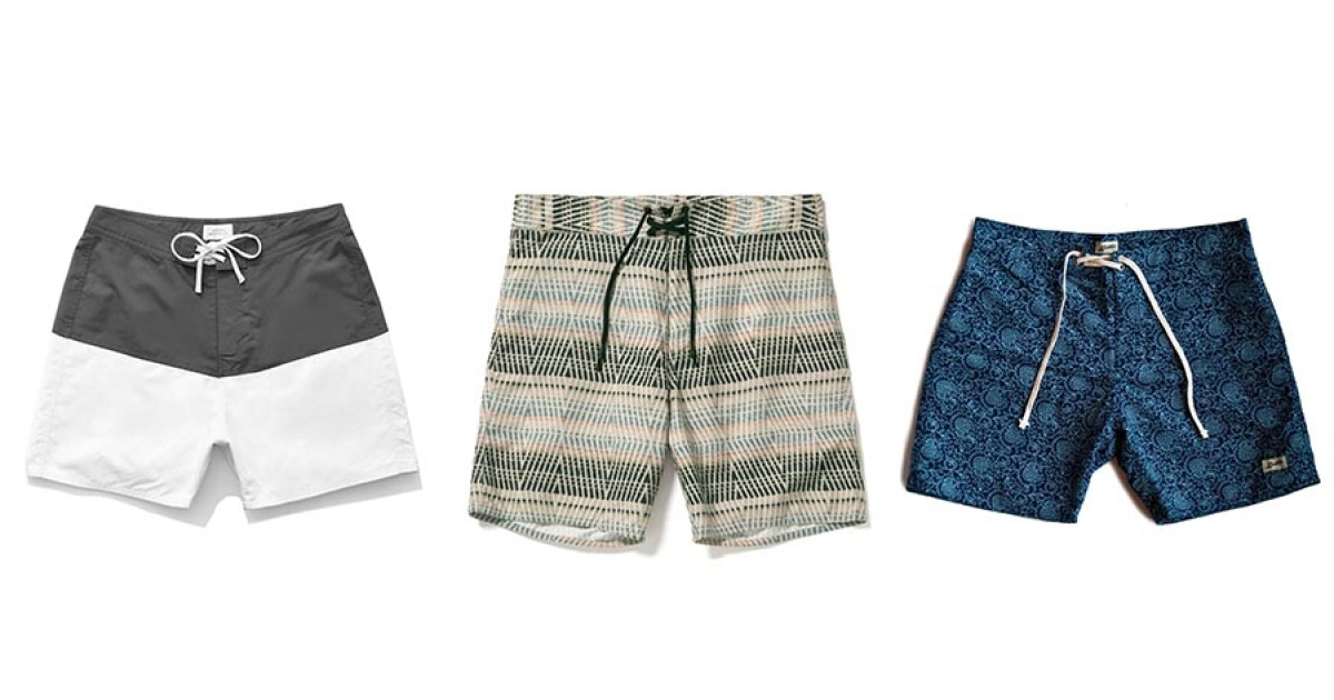 af6ae0bd96 The Right Swimsuits for Every Man's Body Type - Men's Journal