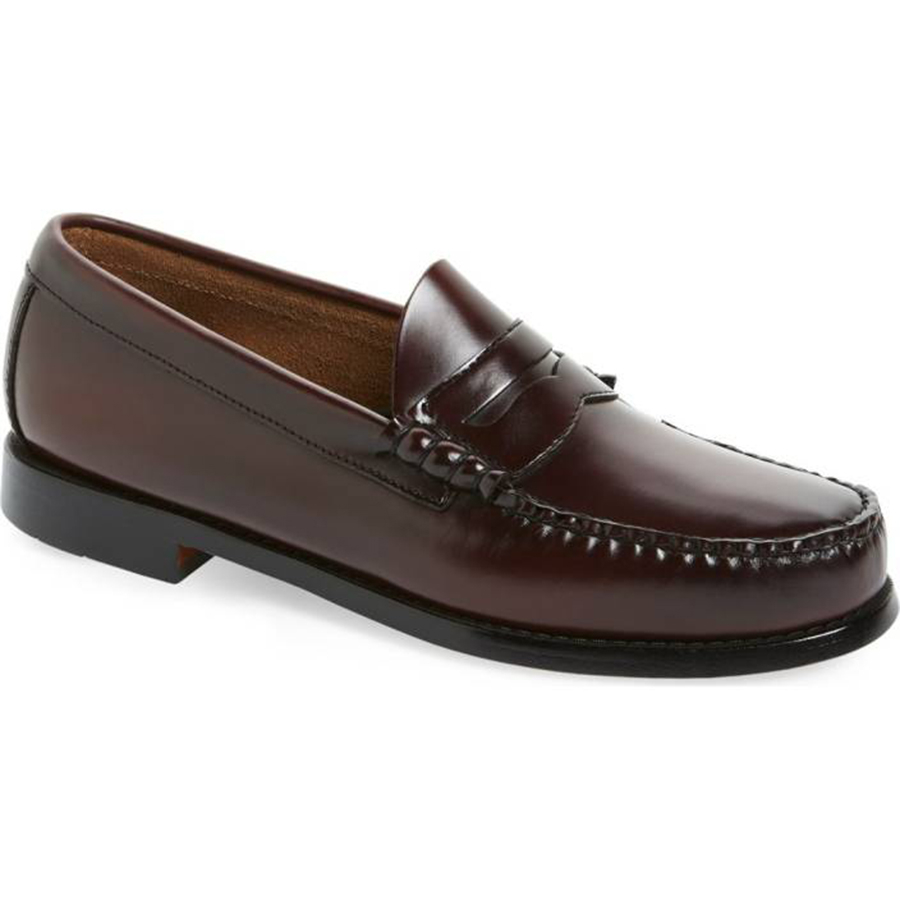 ee6f15b0eb2 11 Burgundy Penny Loafers at Every Price Point - Men s Journal