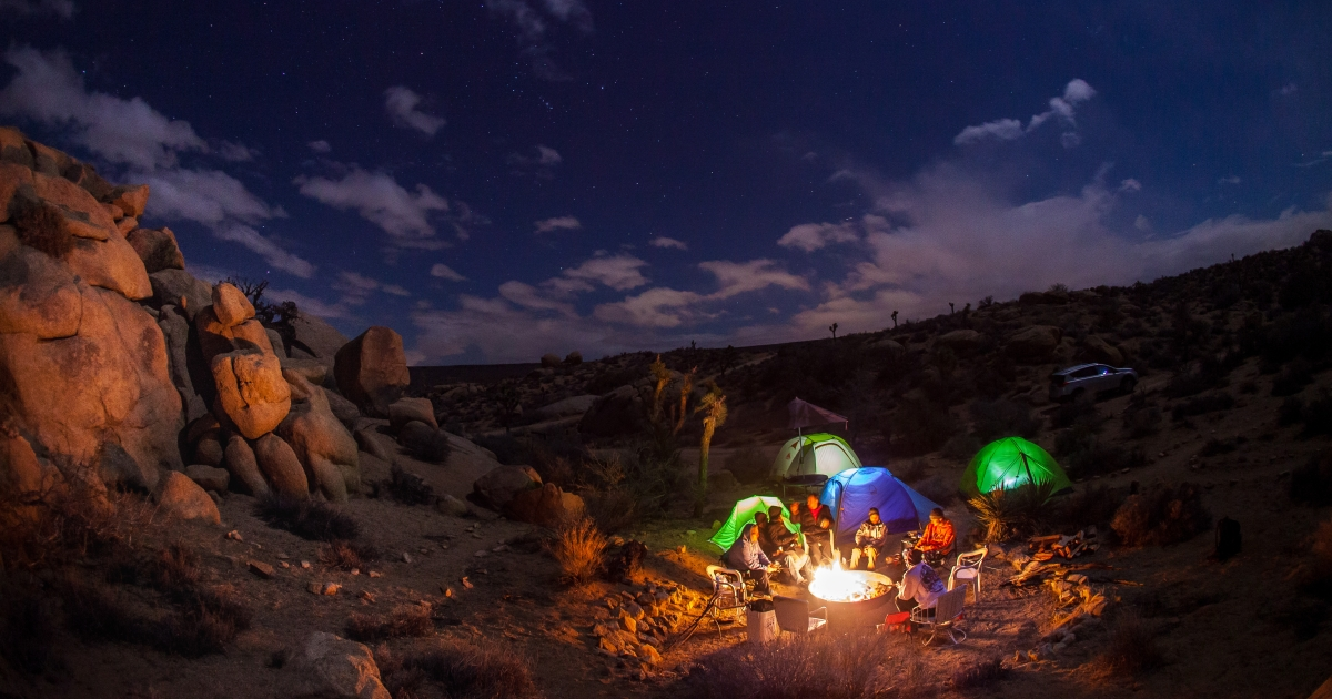 Airbnb For Tents: 14 Campsites That Prove Booking by App Is Worth It