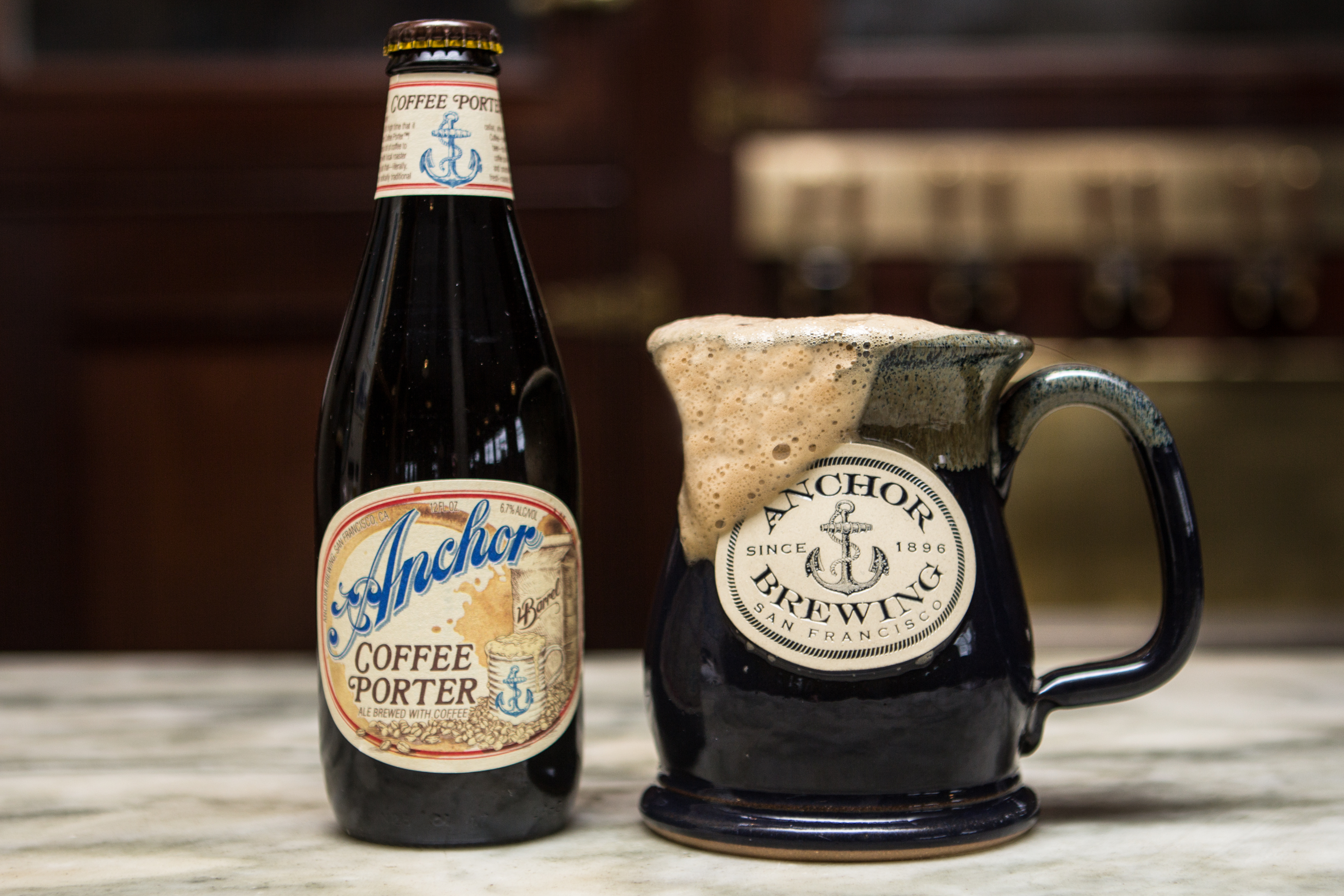 Anchor Brewing Announces Energetic New Coffee Porter