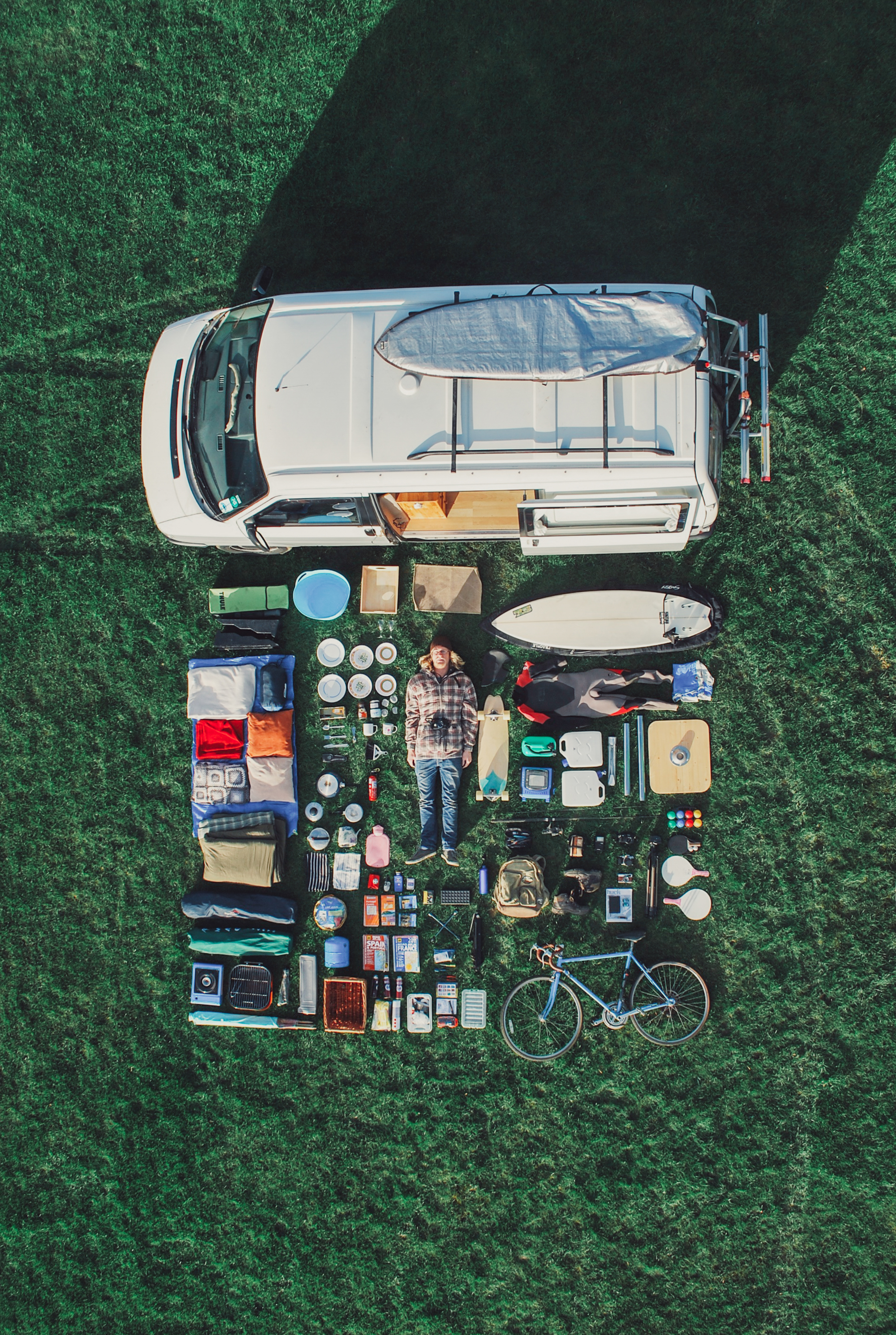 Van Life Is A Stunning Ode To Living On Four Wheels