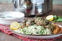danielle-walkers-slow-cooker-moroccan-chicken-with-chopped-almonds-apricots-and-cauliflower-couscous-h1-854eabeb-d7b6-48ae-84c4-438088a7d6fe