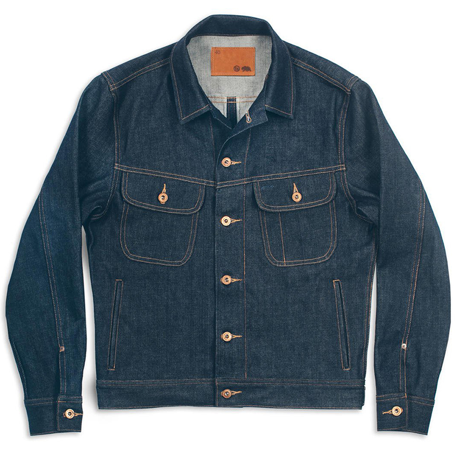 American-Made Denim Jackets From Levi's, Rag & Bone and More ...