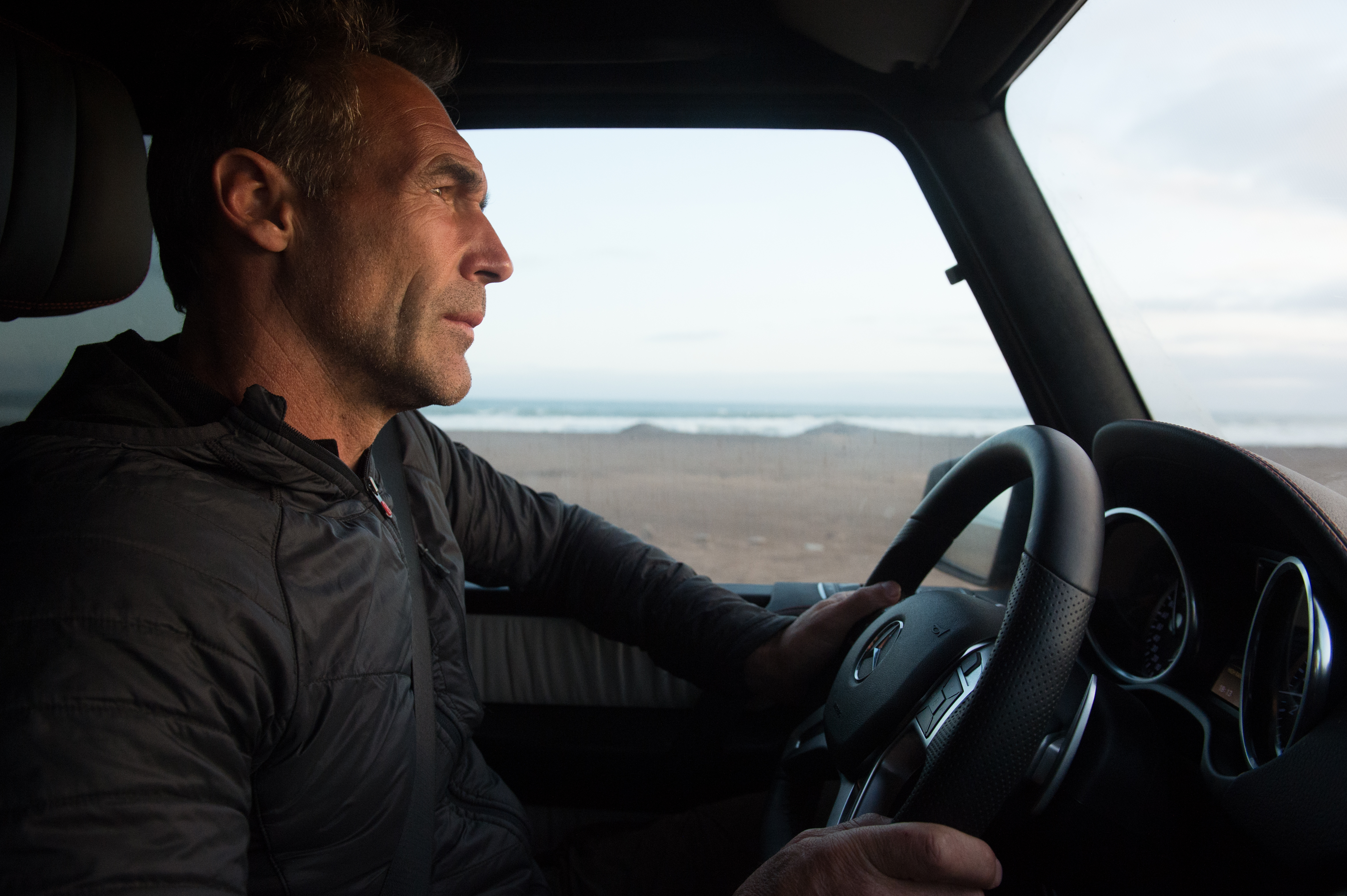 How Explorer Mike Horn Found His Way After Losing His Wife