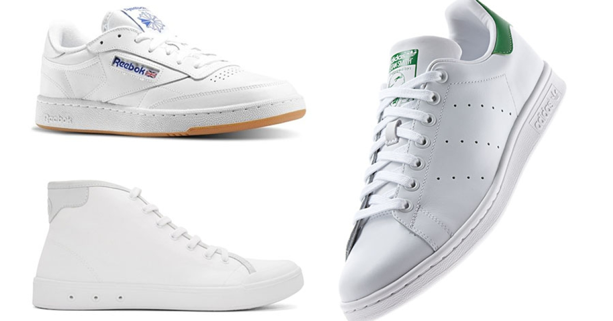 96c082310ed 10 White Sneakers You Should Be Wearing Right Now - Men s Journal
