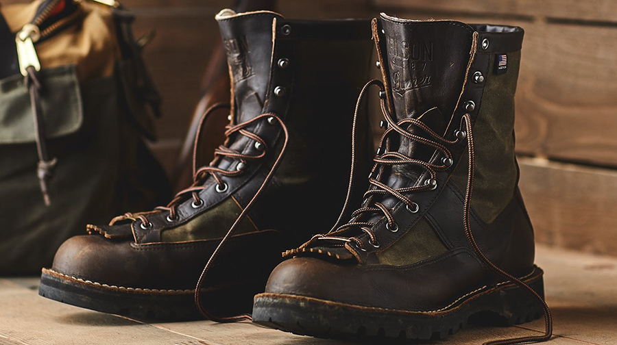Filson And Danner Fall 2017 Boot Collaboration Men S Journal