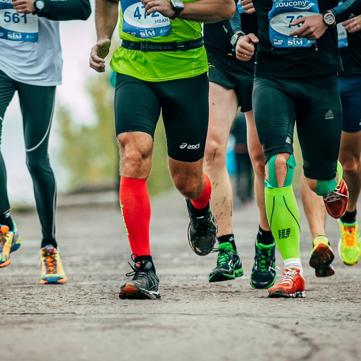 4abf19419b Should You Buy Compression Gear? - Men's Journal