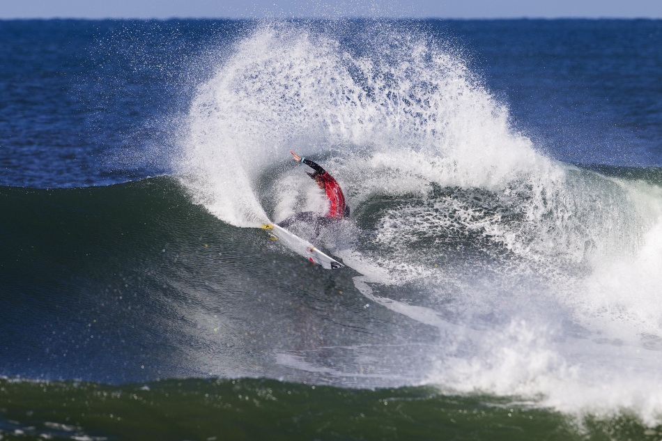 Multiple Sharks Circle Surfers in South Africa; Video